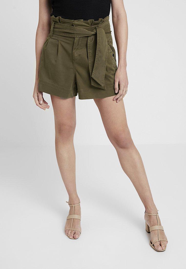 Topshop - UTILITY - Shorts - khaki