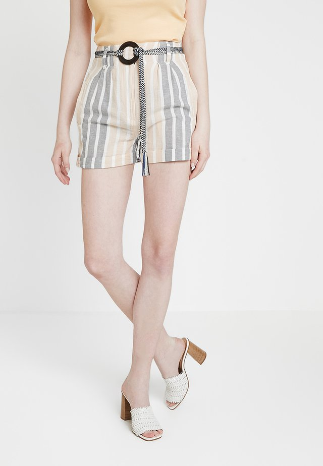 NATURAL STRIPE - Shorts - multi