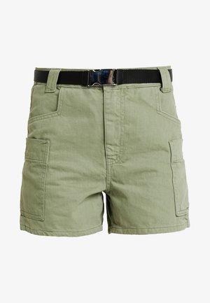 SAGE - Shorts - green
