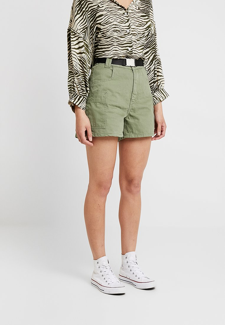 Topshop - SAGE - Shorts - green