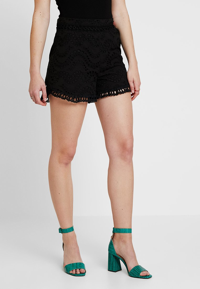 Topshop - Shorts - black