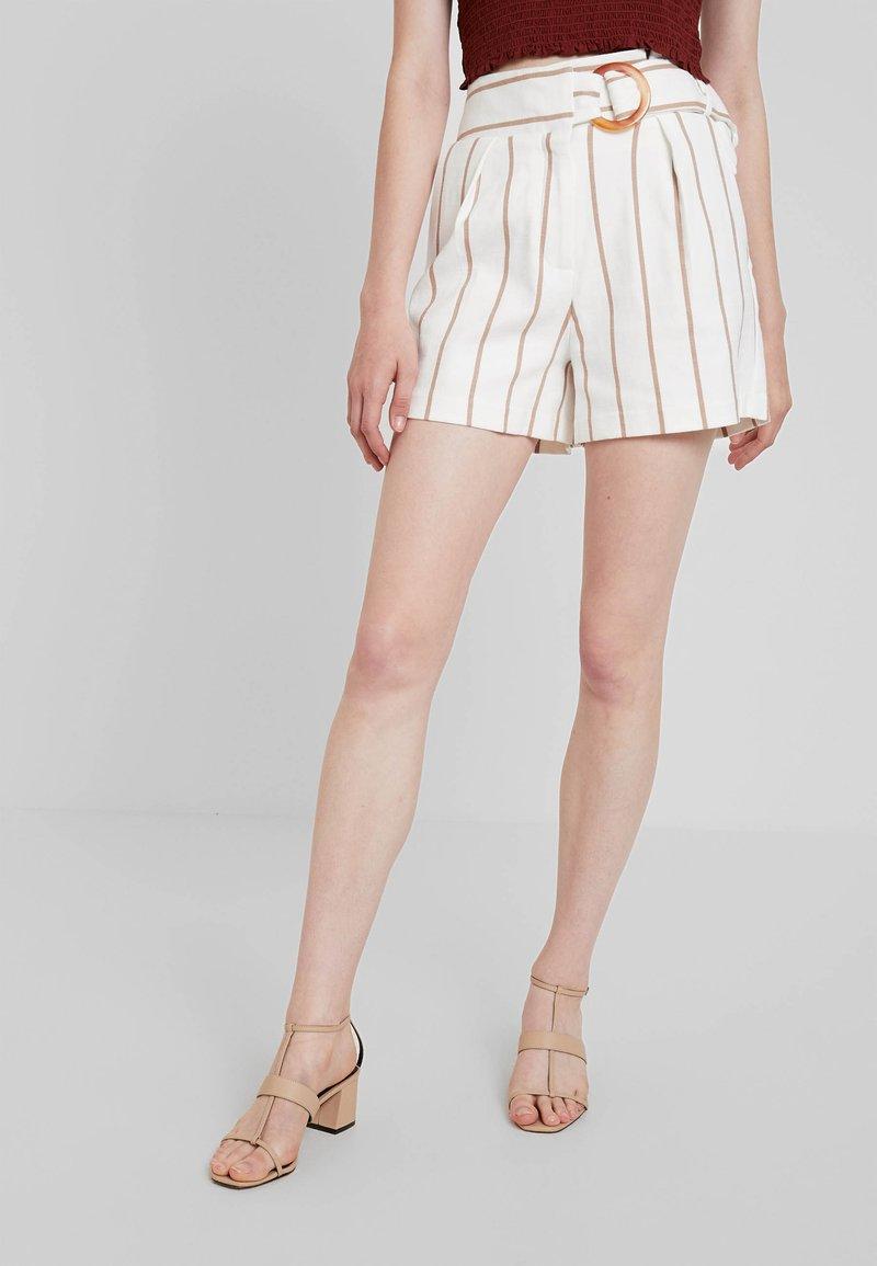Topshop - Shorts - ivory