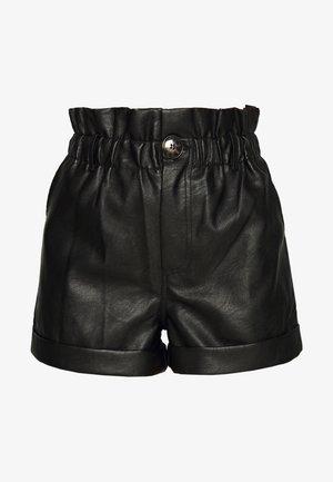 PAPERBAG - Shorts - black