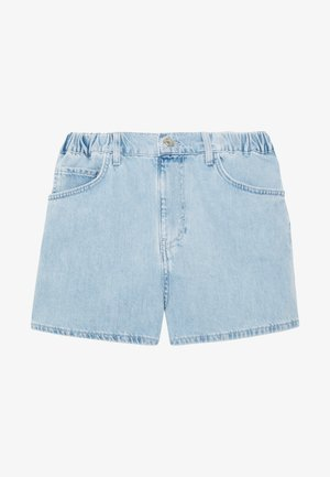 SOFIA PULL ON - Shorts vaqueros - bleached denim