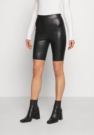 CYCLING SHORT - Shorts - black