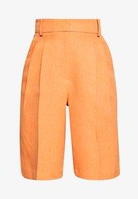 Topshop - CLEAN SHORT - Shorts - apricot - 4