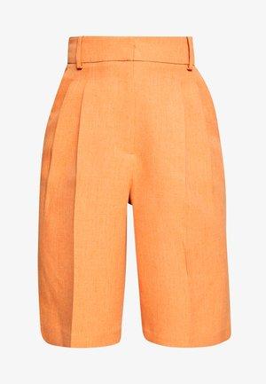 CLEAN SHORT - Short - apricot
