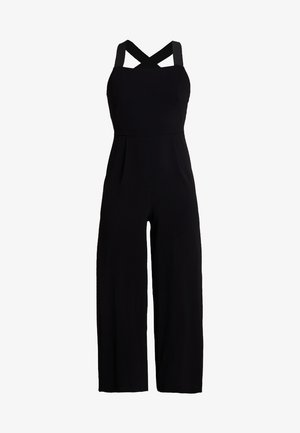 X BACK - Overall / Jumpsuit - black