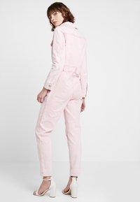 Topshop - ACID BOILER - Jumpsuit - pink - 2