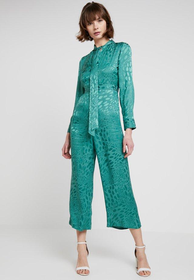 Tuta jumpsuit - green