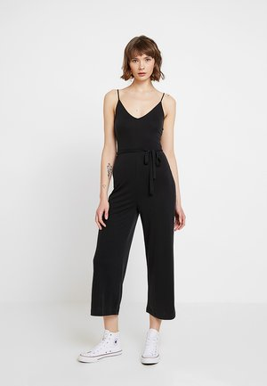 RUTH - Overall / Jumpsuit /Buksedragter - black