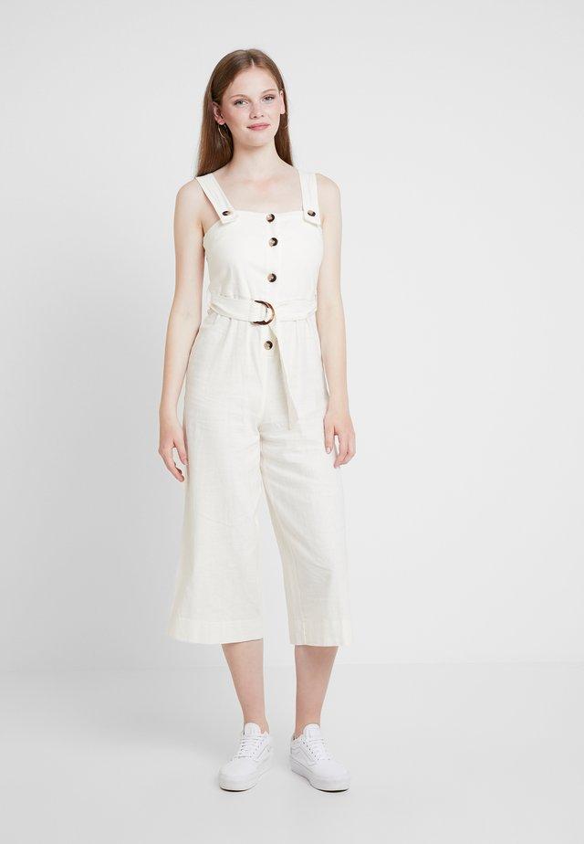 PINNY - Tuta jumpsuit - off white