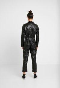 Topshop - BOILER - Jumpsuit - black - 2