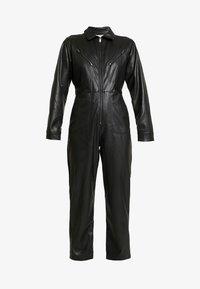 Topshop - BOILER - Jumpsuit - black - 3