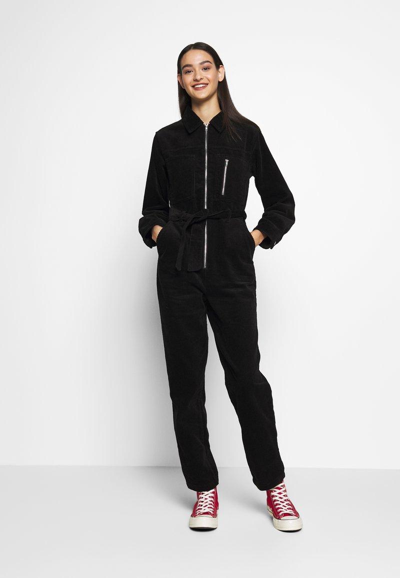 Topshop - Jumpsuit - black