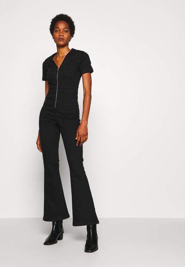 JONI BOILER - Jumpsuit - black