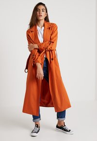Topshop - HANNAH - Trench - rust - 1