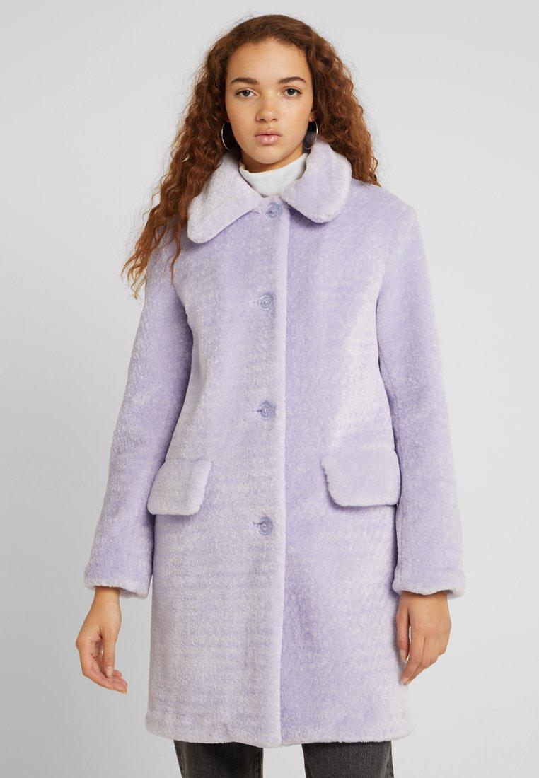 Topshop - WENDY - Wintermantel - lilac