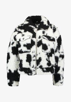 COW - Zimní bunda - white