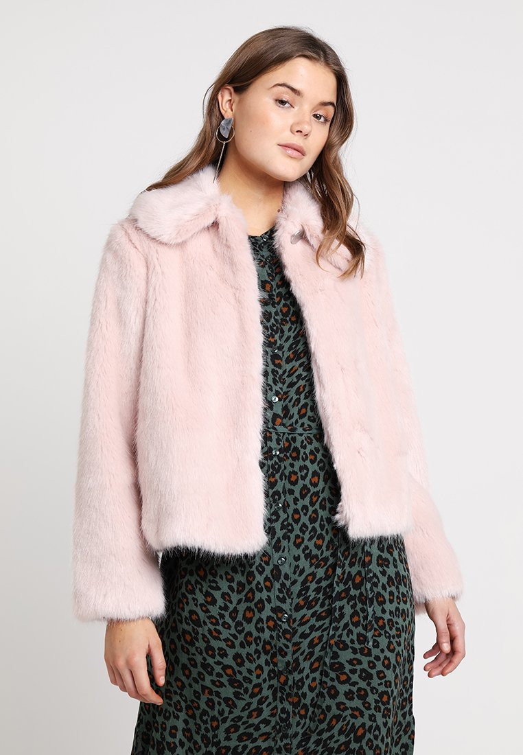 Topshop - KLEO LUXE - Winterjacke - pink