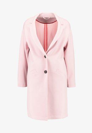 CREPE COAT - Wollmantel/klassischer Mantel - blush