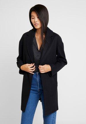 JANE CHUCK ON - Cappotto classico - black