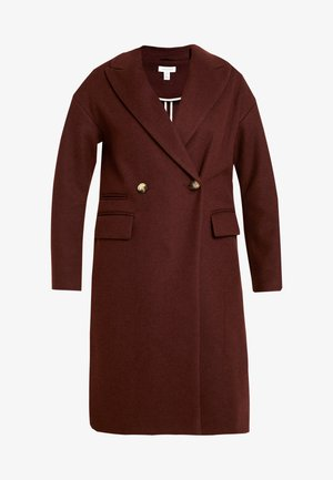 CISSIE - Zimní kabát - burgundy
