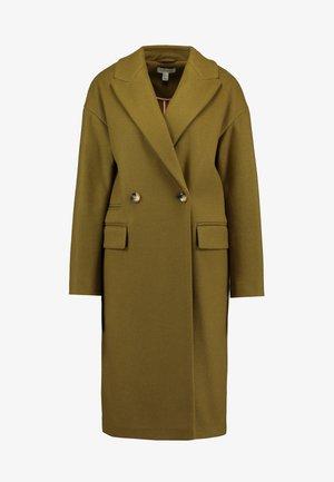 CISSIE - Classic coat - sage