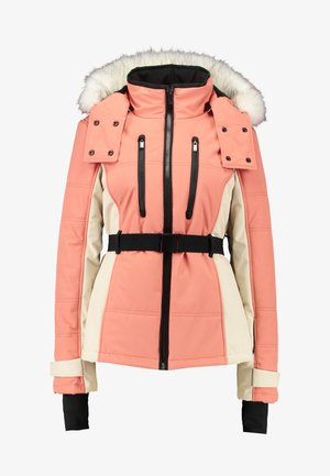 SNO SUN - Winter jacket - cream/apricot