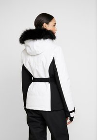 Topshop - SNO SUN - Winter jacket - black and white - 2