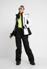 Topshop - SNO SUN - Winter jacket - black and white - 1