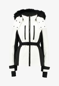 Topshop - SNO SUN - Winter jacket - black and white - 5