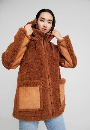 VINNY - Zimní bunda - brown