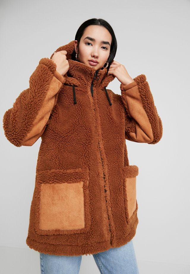 VINNY - Giacca invernale - brown