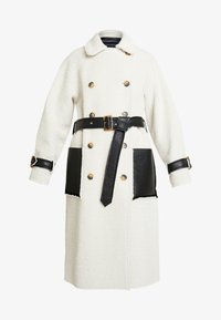 Topshop - ROXY REVERSIBLE TRENCH - Prochowiec - cream - 4