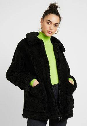 BOURNE - Płaszcz zimowy - black