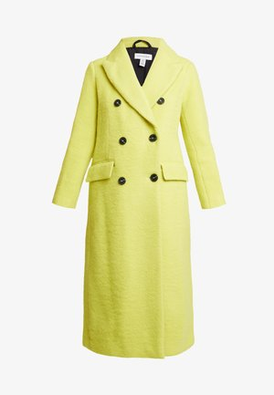 TONI - Manteau classique - yellow