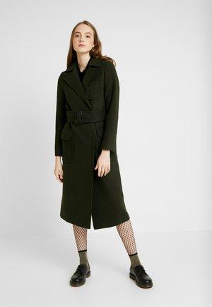 MARA UTILITY TRENCH - Classic coat - khaki