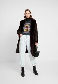Topshop - ASHTON - Winter coat - oxblood - 1
