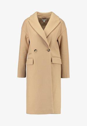 CISSIE - Classic coat - camel