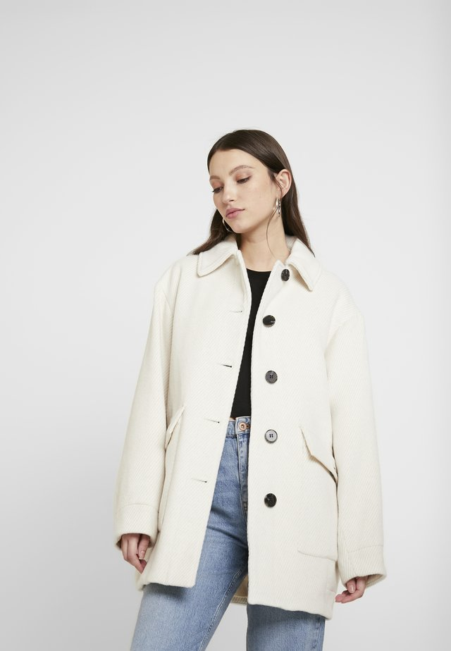 ORLA - Winterjacke - cream