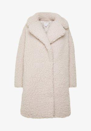 FRENCHY BIG BORG - Classic coat - stone