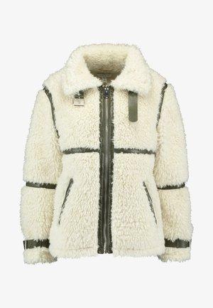 HUGO - Zimní bunda - off-white