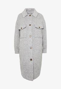 Topshop - Winter coat - grey marl - 4