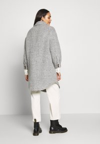 Topshop - Winter coat - grey marl - 2