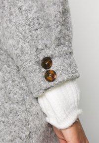 Topshop - Winter coat - grey marl - 5