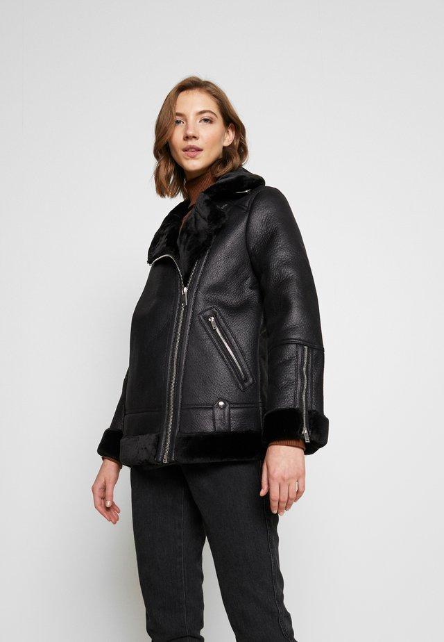 GALA - Winter jacket - black