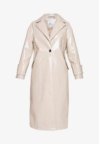 Topshop - MILLA - Classic coat - putty - 4