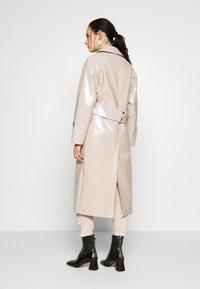 Topshop - MILLA - Classic coat - putty - 2