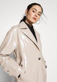Topshop - MILLA - Classic coat - putty - 3